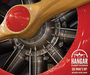 The Hanger Museum 300x250