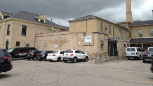 The Brantford Jail is pictured on Tuesday, June 6, 2017. (Marc Venema / CTV Kitchener)