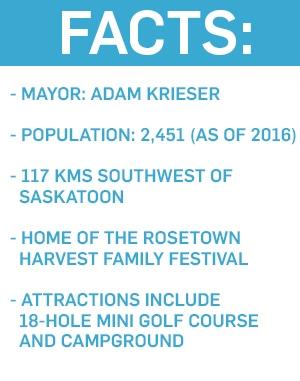 Rosetown Facts