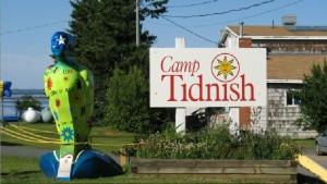 CAMP TIDNISH