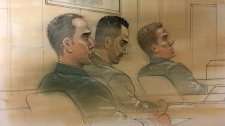 Toronto police officers sex assault trial