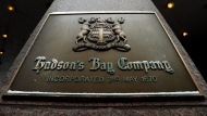 The flagship Hudson Bay Company store in Toronto is shown on Monday, January 27, 2014. (Nathan Denette/The Canadian Press)