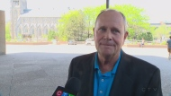 Pierre Lacasse was fired following a sexual harassment complaint