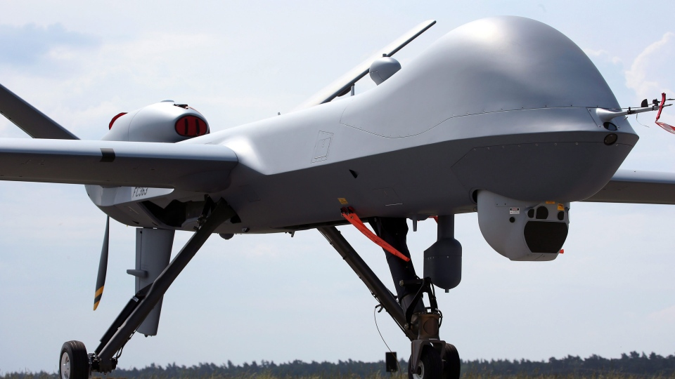 On Canadas New Military Drones Forget Hollywoods Take Vance