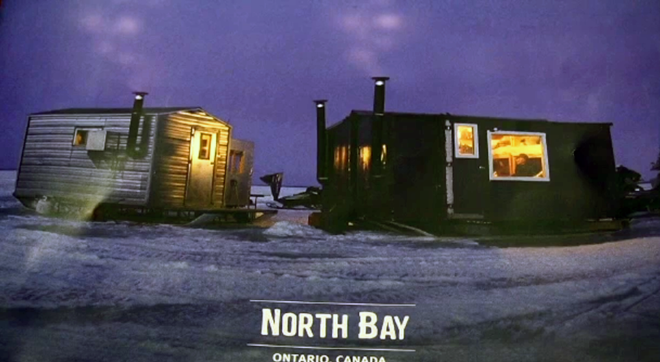 North Bay Tourism Brochure Shows Off Picture Of A