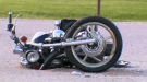Fatal motorcycle crash in Guelph