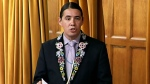 MP Robert-Falcon Ouellette says his Parliamentary privileges were violated when his statements in the Cree language were not translated.