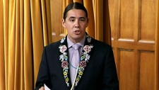 MP Robert-Falcon Ouellette