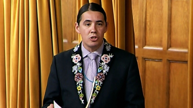MP Robert-Falcon Ouellette said his Parliamentary privileges were violated when his statements in the Cree language were not translated.