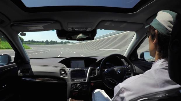 Honda plans mostly self-driving car, follows Waymo, others