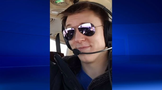 Alex Simons, who went missing on June 8, 2017 with his girlfriend while on a flight from Lethbridge to Kamloops, acquired his pilot's licence in March.