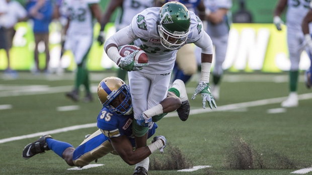 Winnipeg Blue Bombers vs. Saskatchewan Rough Rider