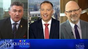 CTV QP: Military spending 'empty promises': MP