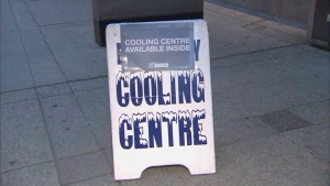 Cooling centres
