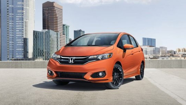 The 2018 Honda Fit Gets a Fresh Look, New Sport Trim