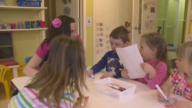 English schools will welcome 60 new pre-kindergarten classes, announces Quebec government
