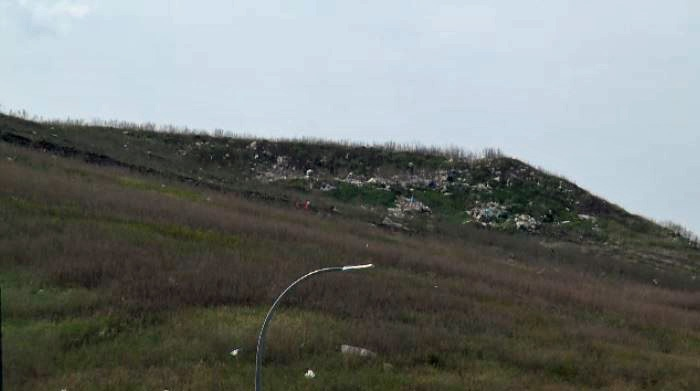 The Regina landfill is seen in this undated file photo.