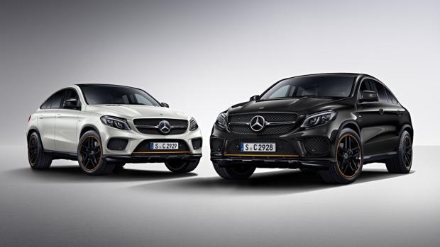 Mercedes-Benz GLE Coupé OrangeArt Editions