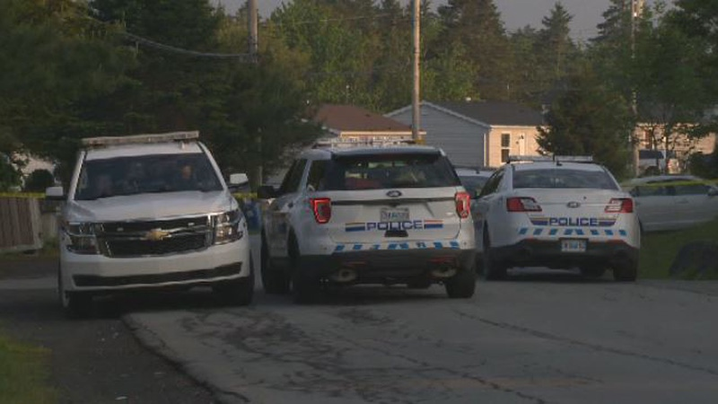 Halifax District RCMP is investigating after shots were fired at a vehicle travelling on Cain Street in North Preston.