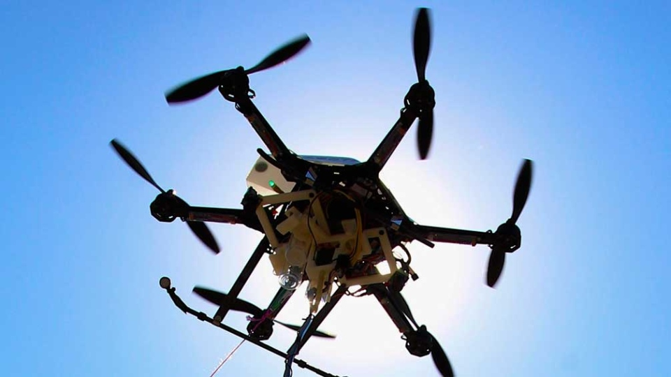 UAV manufacturer condemns unsafe drone use after plane hit in Quebec