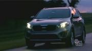 headlights, car, vehicle