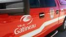 Gatineau Fire Service vehicle. (File Photo)