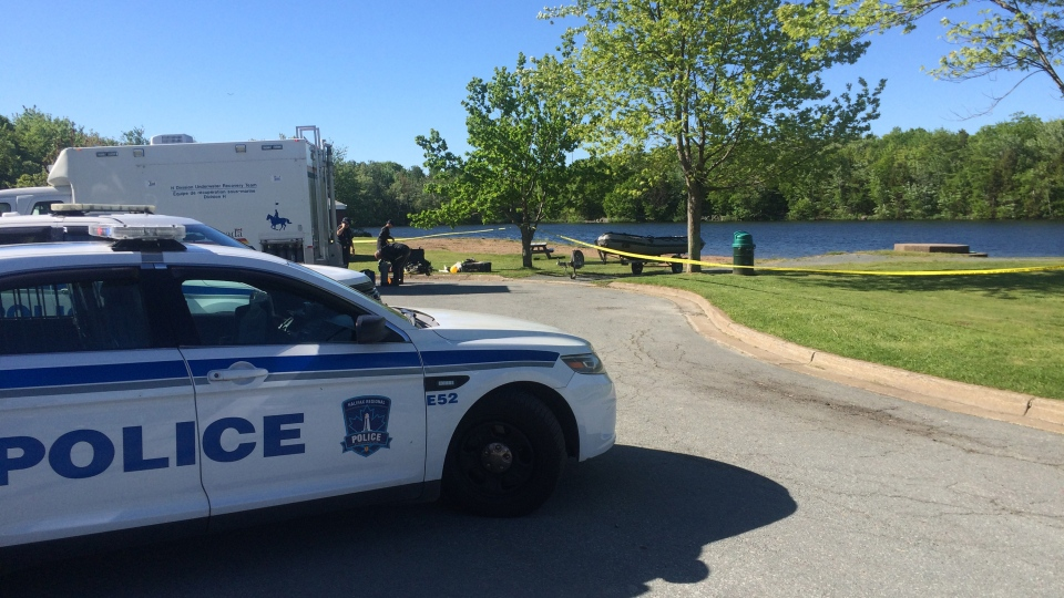 The body of a missing swimmer has been recovered from Penhorn Lake in Dartmouth.