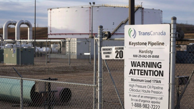 TransCanada to spend C$2 bln to expand gas pipeline