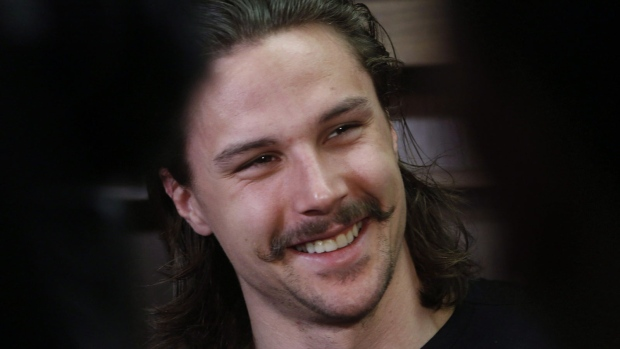 Ottawa Senators defenceman Erik Karlsson