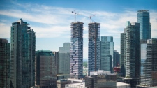 Toronto high-rise building
