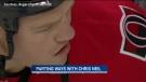 CTV Ottawa: Parting ways with Chris Neil
