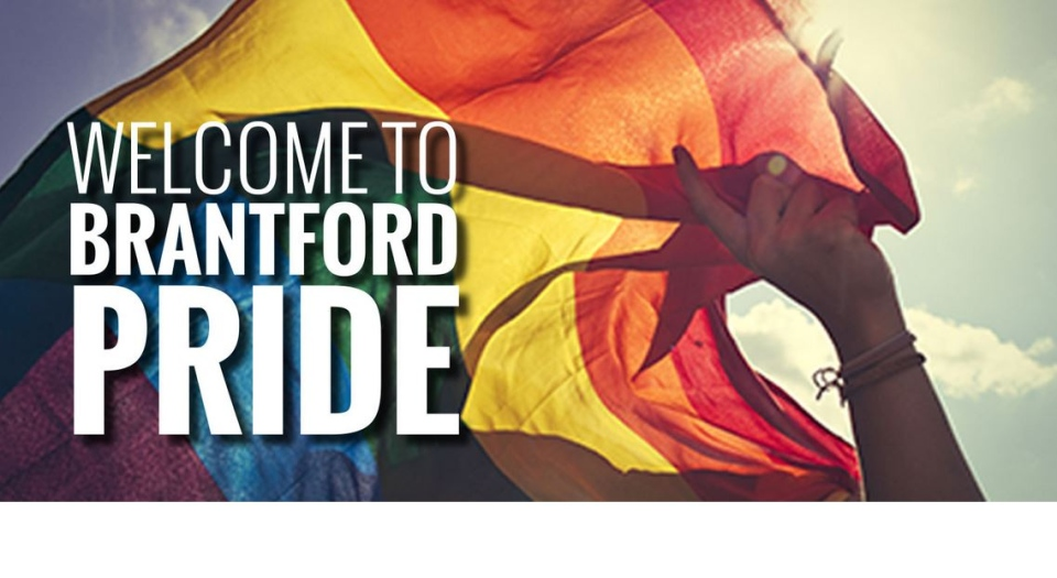 Formal police presence at Brantford Pride events is no longer welcome.