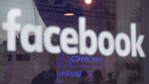 "Facebook's artificial intelligence researchers announced Wednesday they had broken new ground by giving automated programs or ""bots"" the ability to negotiate. (Tobias Schwarz/AFP)"