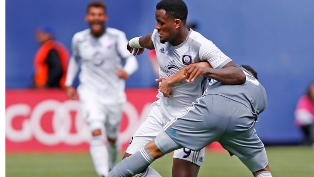 Orlando City soccer player Cyle Larin arrested for DUI class=