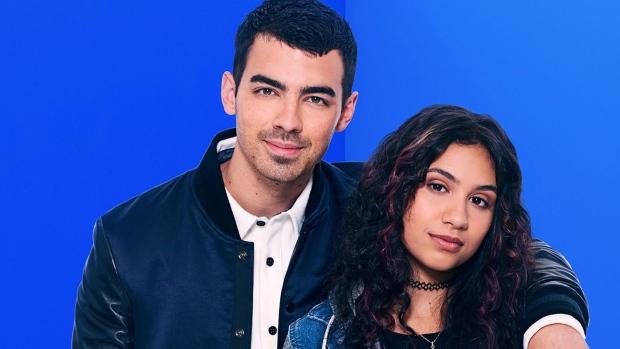 Joe Jonas and Alessia Cara