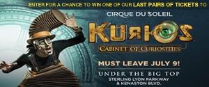Cirque du Soliel: Kurios Rotator