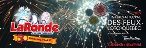 La Ronde Fireworks