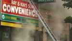 CTV Windsor: Downtown fire cause
