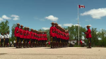 Path to red serge pushes RCMP cadets' limits