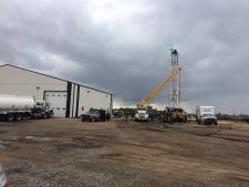 Oil activity in Saskatchewan