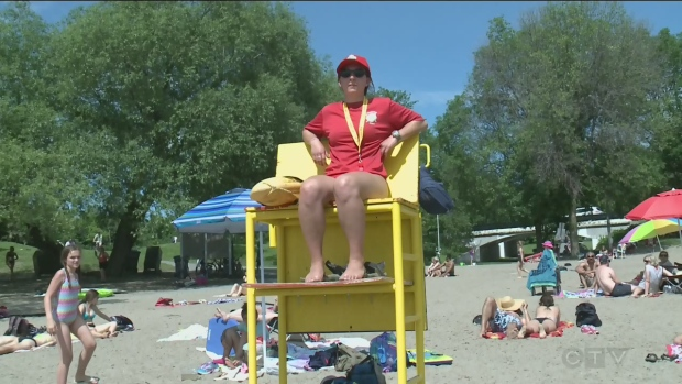 Ottawa Public Health beaches