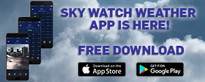 Sky Watch Weather App button