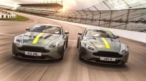The V12 Vantage AMR and the V8 Vantage AMR (Aston Martin Lagonda Ltd.)