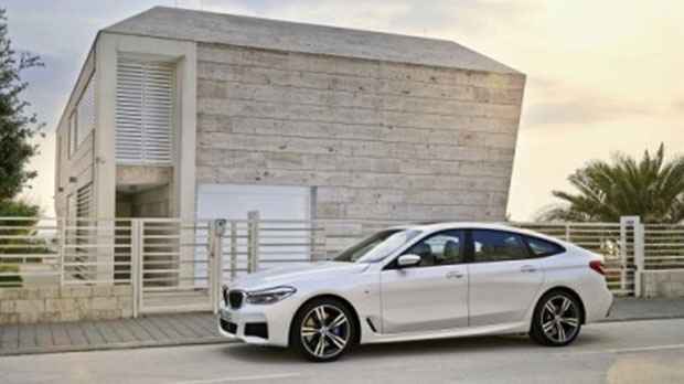 The new BMW 6 Series Gran Turismo  © BMW Group AG