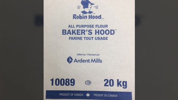 Flour sold in Waterloo Region recalled over E. coli fears