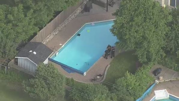 Newmarket pool drowning
