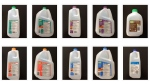 Some of the recalled dairy products are seen in this image from CFIA.