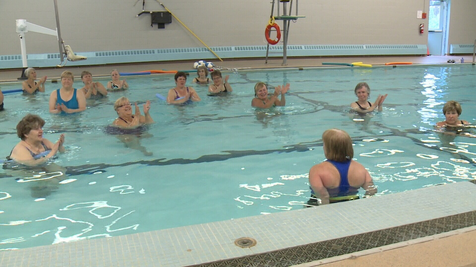 Smiths Falls' only public pool  is closing due to a lack of funding.