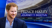 Prince Harry, exclusive with CTV