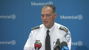 Montreal police chief Philippe Pichet said his team is making progress on implementing overhauls